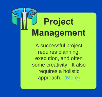 Services project mgmt